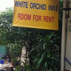 Отель White Orchid Inn Ii Бангкок спортивное сооружение