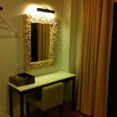 Отель Villa Gris Pranburi 3* Семейный номер Делюкс с двуспальной кроватью