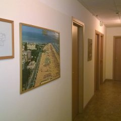 Hotel Capri Римини интерьер отеля фото 3