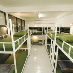 Euro Asia Hostel Кровать в общем номере с двухъярусной кроватью фото 14