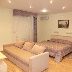 Hotel Olimpiya 3* Люкс с различными типами кроватей фото 3