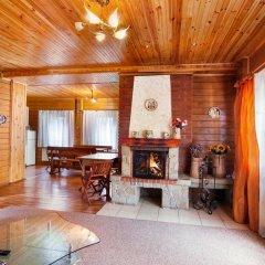 Гостиница Cottages Sim Vitriv комната для гостей