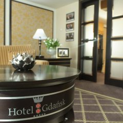 Отель Gdansk Boutique Польша, Гданьск - 1 отзыв об отеле, цены и фото номеров - забронировать отель Gdansk Boutique онлайн интерьер отеля фото 3