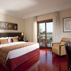 Отель Courtyard Rome Central Park комната для гостей