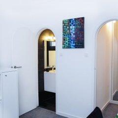 Отель Hôtel Satellite Стандартный номер с различными типами кроватей фото 5