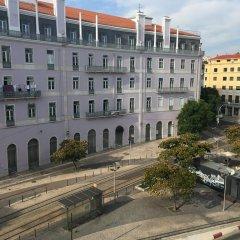 Отель Lisbon Check-In Guesthouse 3* Стандартный номер с различными типами кроватей (общая ванная комната) фото 3