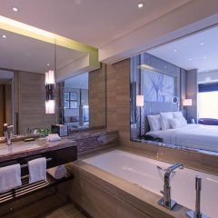 Westin Xiamen Hotel 4* Номер Делюкс с различными типами кроватей фото 2