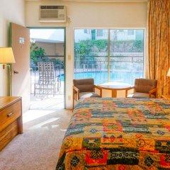 Отель Dunes Inn - Wilshire комната для гостей фото 2