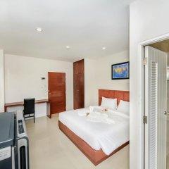Отель The Topaz Residence 3* Улучшенный номер разные типы кроватей фото 5
