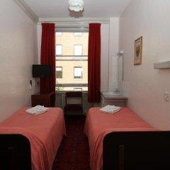 Ridgemount Hotel 2* Стандартный номер с 2 отдельными кроватями (общая ванная комната)