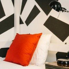 Отель Off Beat Guesthouse 2* Стандартный номер с различными типами кроватей (общая ванная комната) фото 8
