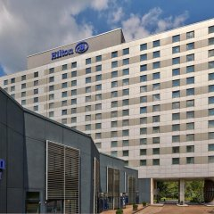 Отель Hilton Düsseldorf 5* Полулюкс разные типы кроватей фото 4