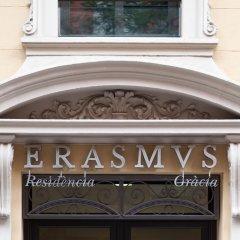 Отель Residencia Erasmus Gracia интерьер отеля