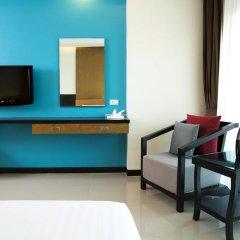 Prima Villa Hotel 4* Стандартный номер с различными типами кроватей фото 5