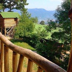 Отель Aland Resort балкон