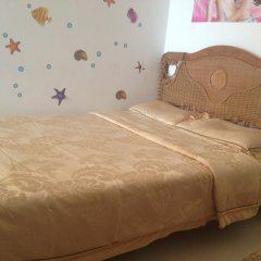 Апартаменты Duoleju Family Seaview Apartment Номер Делюкс с 2 отдельными кроватями фото 4