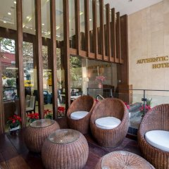 Authentic Hanoi Boutique Hotel интерьер отеля фото 4