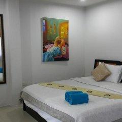 Отель Sea View Apartments Таиланд, На Чом Тхиан - отзывы, цены и фото номеров - забронировать отель Sea View Apartments онлайн комната для гостей фото 5