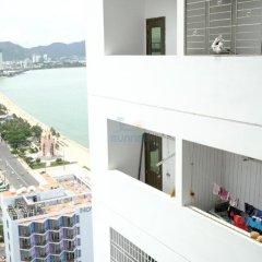 Апартаменты Sunrise Ocean View Apartment Апартаменты Эконом фото 13