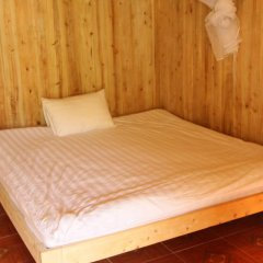 Отель Tavan Ecologic Homestay Бунгало с различными типами кроватей