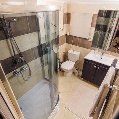 Гостиница Saban Deluxe Украина, Львов - отзывы, цены и фото номеров - забронировать гостиницу Saban Deluxe онлайн ванная фото 2