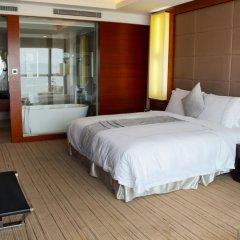 Grand Skylight International Hotel Shenzhen Guanlan Avenue 5* Люкс повышенной комфортности с различными типами кроватей фото 2