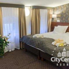 Отель City Center Rooms комната для гостей фото 3