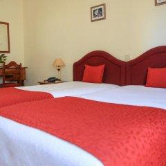 Hotel Baia De Monte Gordo 3* Стандартный номер с различными типами кроватей фото 8