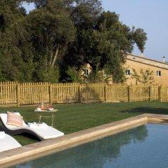 Отель Mas Dalia бассейн