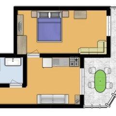 Отель 4 You Residence Ситония интерьер отеля