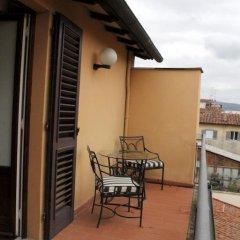Hotel Albani Firenze 4* Улучшенный номер с различными типами кроватей фото 10