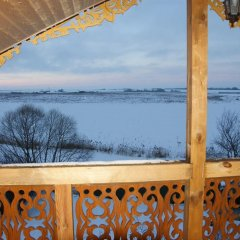 Гостевой Дом Купец балкон