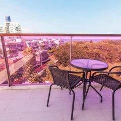 Отель Rocco Huahin Condominium Апартаменты с 2 отдельными кроватями фото 28