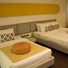 Отель Z Through By The Zign 5* Номер Делюкс с 2 отдельными кроватями фото 3
