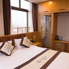 Отель SinhPlaza 3* Улучшенный номер с различными типами кроватей фото 2