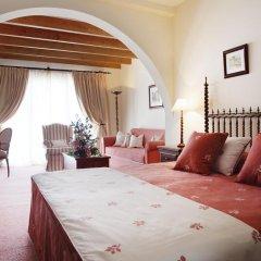 Hotel Bon Sol 4* Стандартный номер с различными типами кроватей фото 11