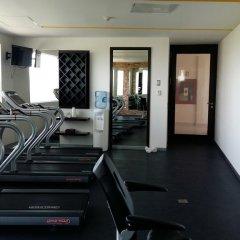 Отель Krystal Urban Cancun фитнесс-зал