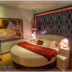 Angel Lover Theme Hotel Шэньчжэнь комната для гостей