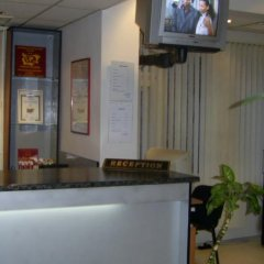 Baldjieva Hotel интерьер отеля