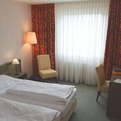 Hotel Astra 3* Номер Комфорт с двуспальной кроватью фото 3