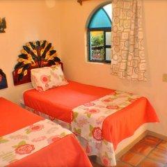 Отель Cabo Inn 2* Стандартный номер с 2 отдельными кроватями фото 3