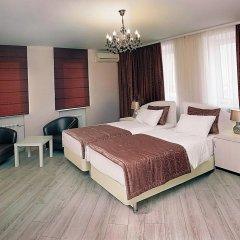 Гостиница Амулет комната для гостей фото 5