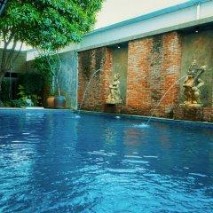 Отель Twin Inn Hotel Таиланд, Пхукет - отзывы, цены и фото номеров - забронировать отель Twin Inn Hotel онлайн бассейн фото 2