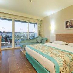 Crystal Sunrise Queen Luxury Resort & Spa 5* Стандартный номер с двуспальной кроватью фото 5