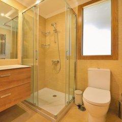 Отель Ático en Isla de la Toja ванная фото 2