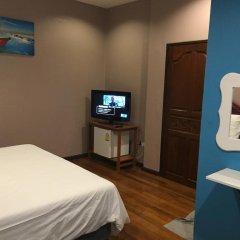 Отель Nawaporn Place Guesthouse 3* Улучшенная студия фото 27