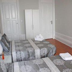 Отель Residencial Lunar 3* Стандартный номер с различными типами кроватей фото 9