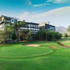 Отель The Par Phuket спортивное сооружение