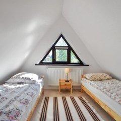 Отель Domek Wiktor Закопане комната для гостей фото 2
