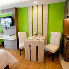 Отель Privacy Suites Бангкок в номере